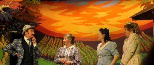 Parish Players production of Oklahoma