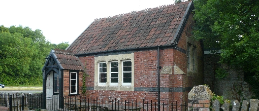 Photograph of Aust Village Hall